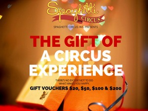 Spaghetti Circus Ins. presents