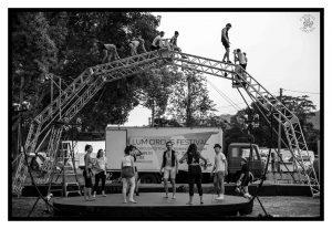 Dancers & rigg dwellers
